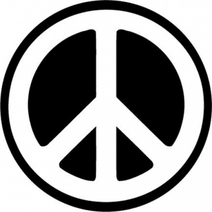 Эзотерические символы и знаки PEACE-300x300