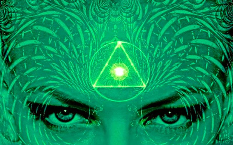 картинки эзотерические видения делится