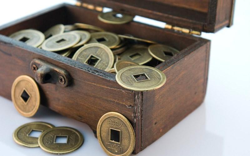 Гадание на 3 и 6 монетах по китайской книге перемен