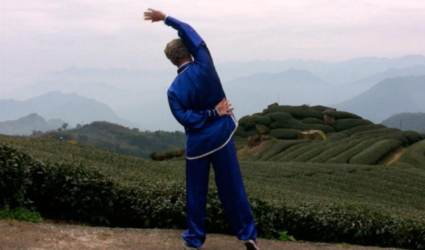 Гимнастика цигун для позвоночника - практические упражнения