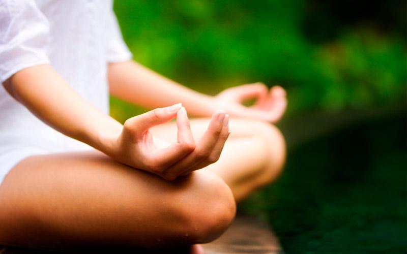 Мысли во время медитации