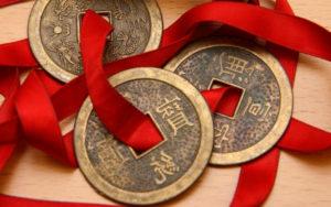 Монетки в китайской традиции фен-шуй
