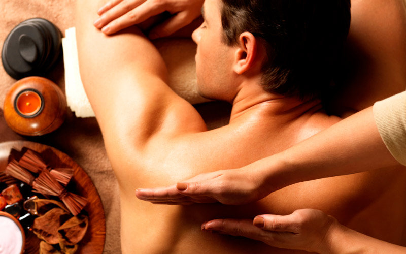 Eastern - therapeutic massage -