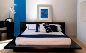 Расположение кровати дома по фен-шуй