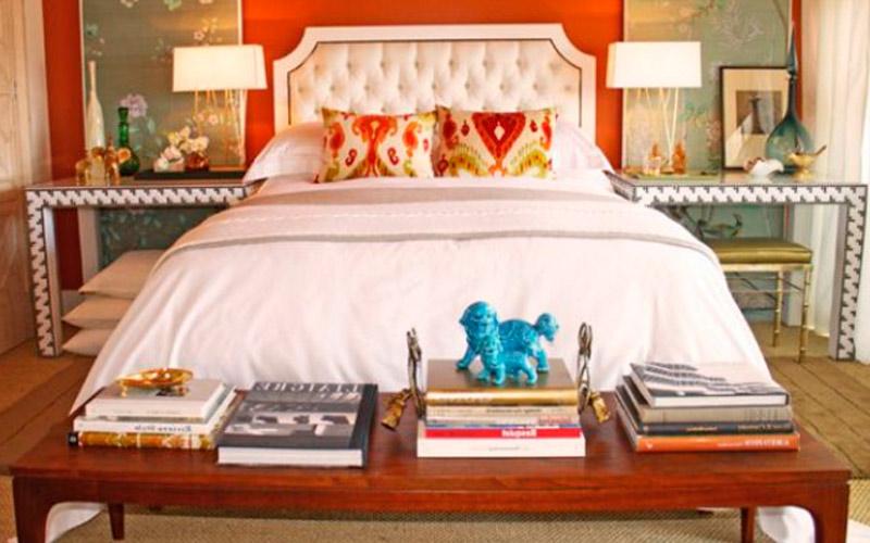 В какой зоне по феншую расположить кровать