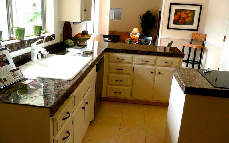 Планировка и дизайн кухни в доме по фэншую