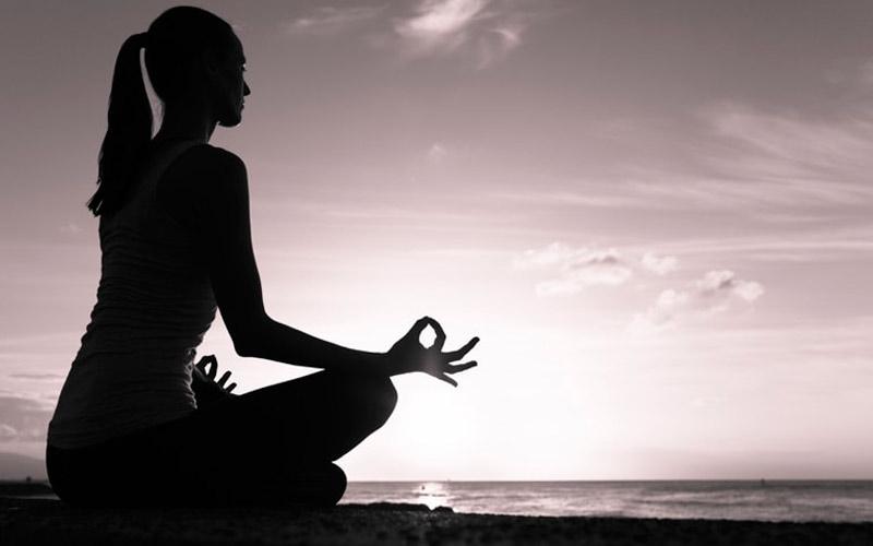 Подготовка к практике Шри Матаджи