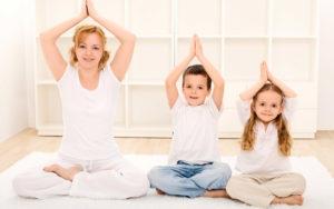 Медитация для детей - практикум для начинающих