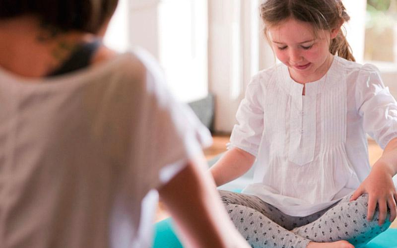 Как медитировать ребенку в возрасте от восьми лет