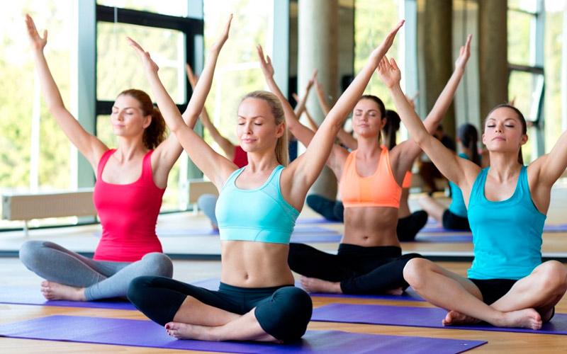 Медитация для похудения во время тренировок