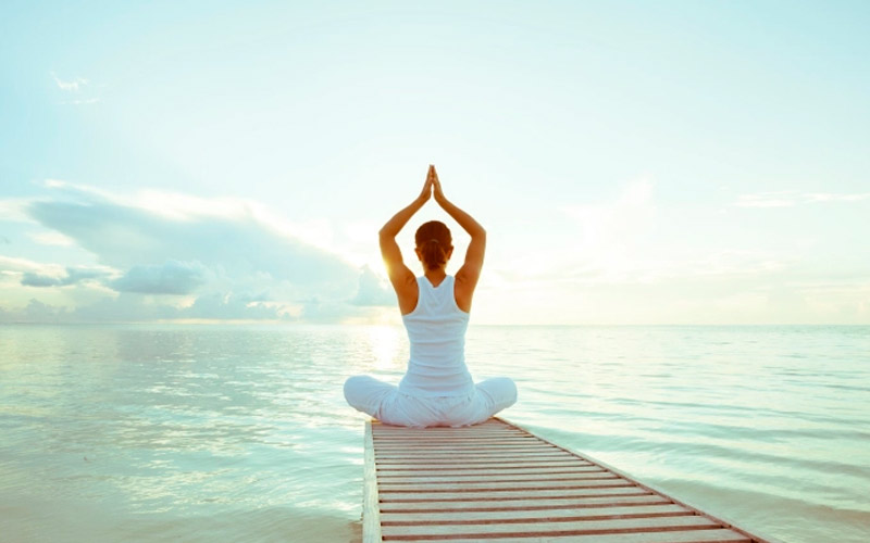 Как провести медитацию для снятия стресса, успокоения и расслабления