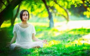 Практика медитации против стресса