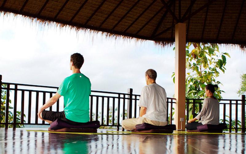 Практика медитации антистресс