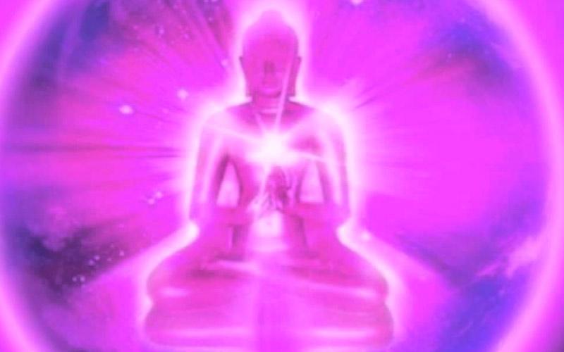 Медитация на фиолетовое пламя
