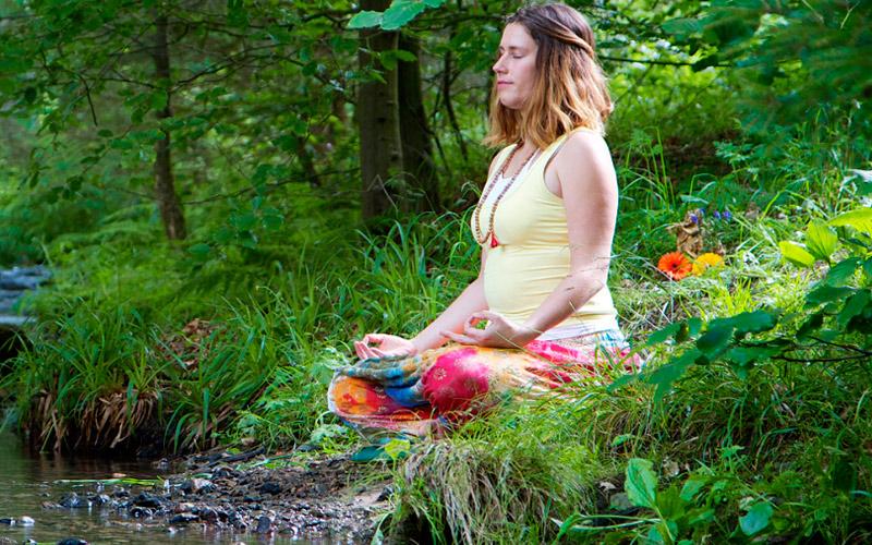 Медитация на первую чакру с помощью звуков