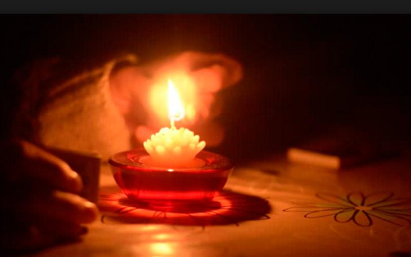 Как восстанавливать зрение с помощью медитации на огонь