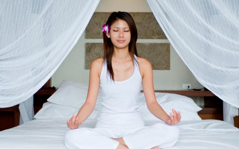 Как провести вечернюю медитацию для женщин