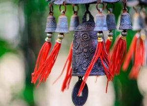 Музыка ветра в китайской традиции фен-шуй