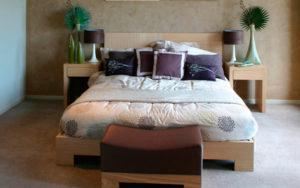 Спальная комната в китайской традиции фен-шуй