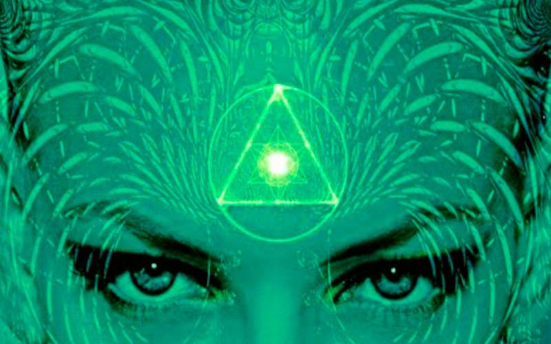 Как у тебя открыть третий глаз самостоятельно