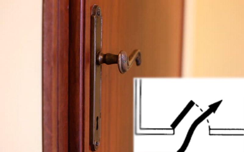 Куда открывается входная дверь - важный вопрос в фэн шуй