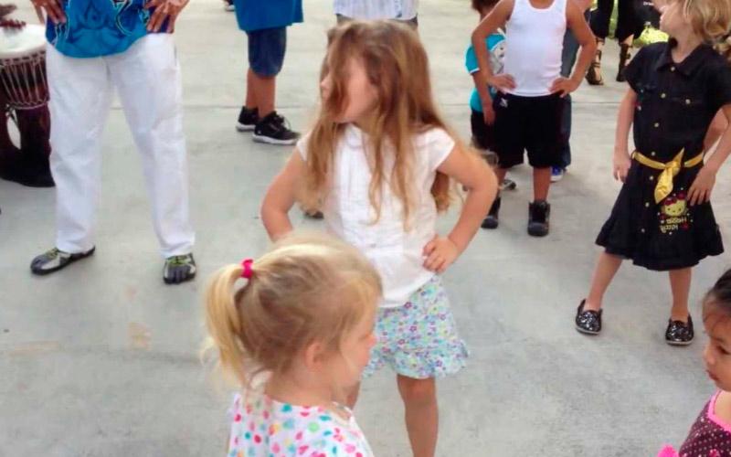 Как практиковать детский цигун