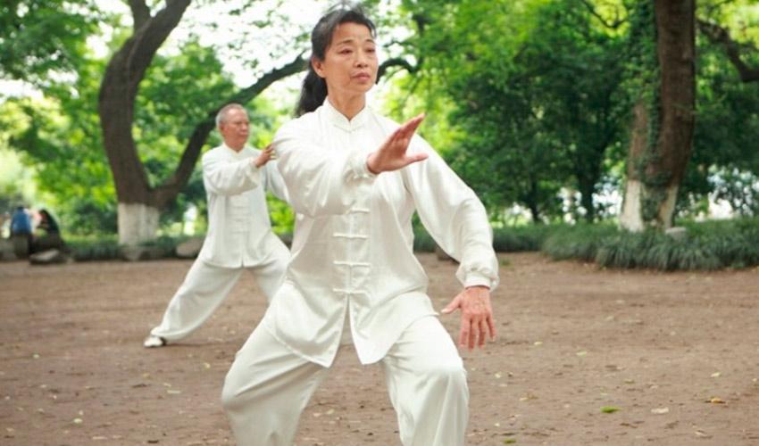 Китайская методика лечения позвоночника