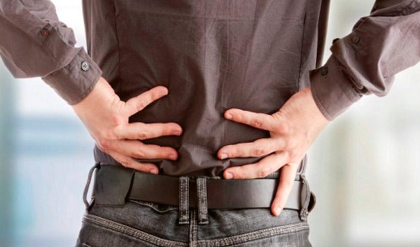 Что и как делать с помощью техники цигун, если болит спина