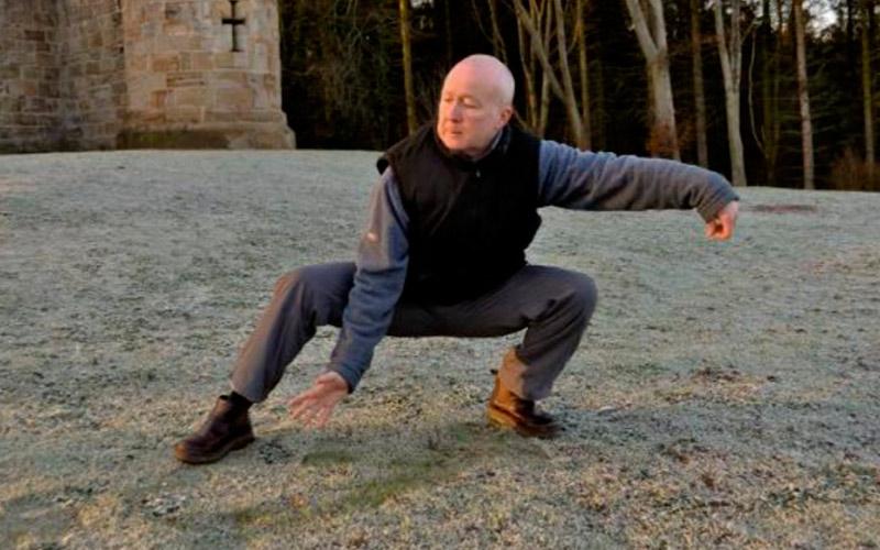 Упражнение китайской медицины цигун с целью увеличения потенции