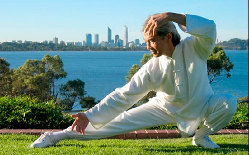 Практика цигун для поддержки здорового образа жизни