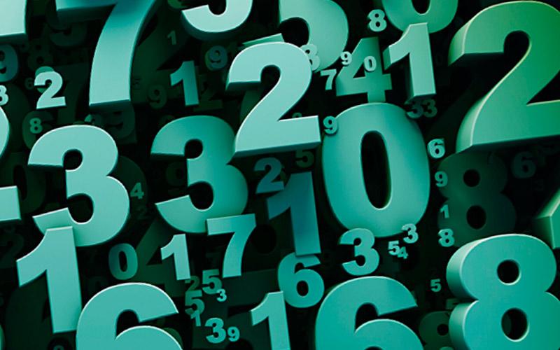 Что означают обычные числа в практике фэн шуй