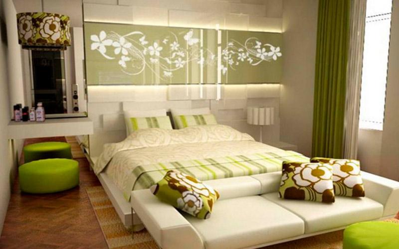 Как выбрать цвет спальни по фен-шуй