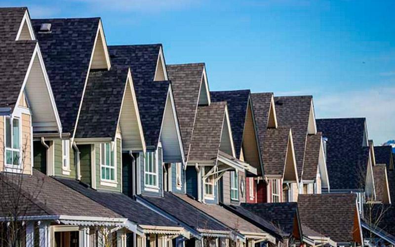 Внешний вид дома - цветовое решение крыши и стен